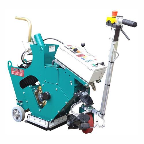 CONTEC Kugelstrahlmaschine MODUL 200® - Zwei Module, doppelte Arbeitsbreite