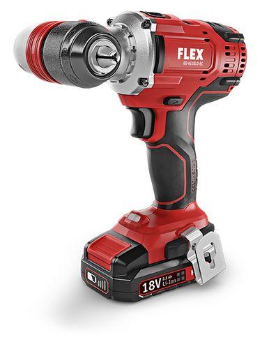 FLEX DD 4G 18.0-EC C 4-Gang Akku-Bohrschrauber 18,0 V