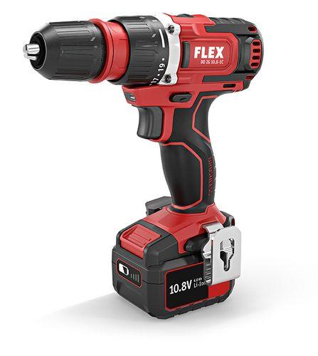 FLEX DD 2G 10.8-EC/4.0 Set 2-Gang Akku-Bohrschrauber 10,8 V