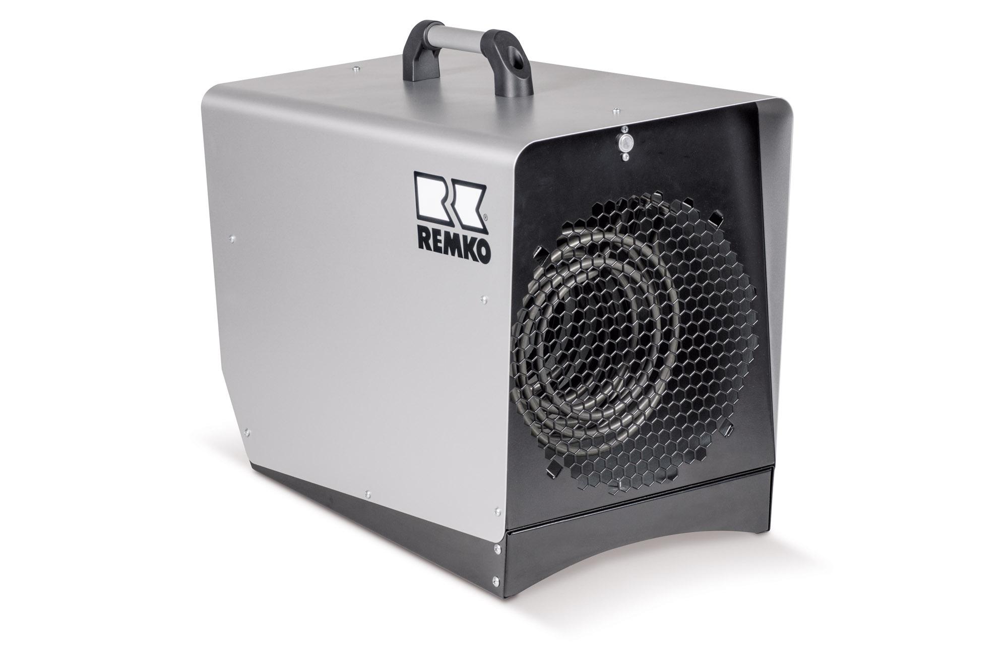 REMKO EM 6000 Mobiler Elektro Heizautomat - Robust, sicher und zuverlässig