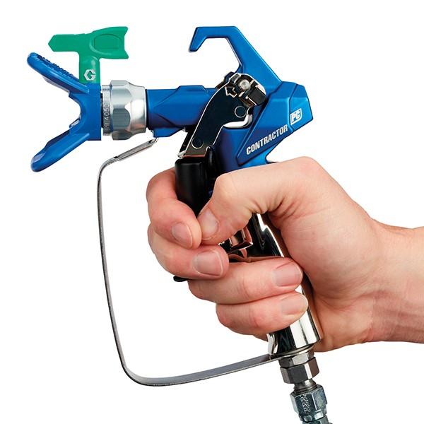 Graco Contractor-PC Airlesspistole 2-4 Finger