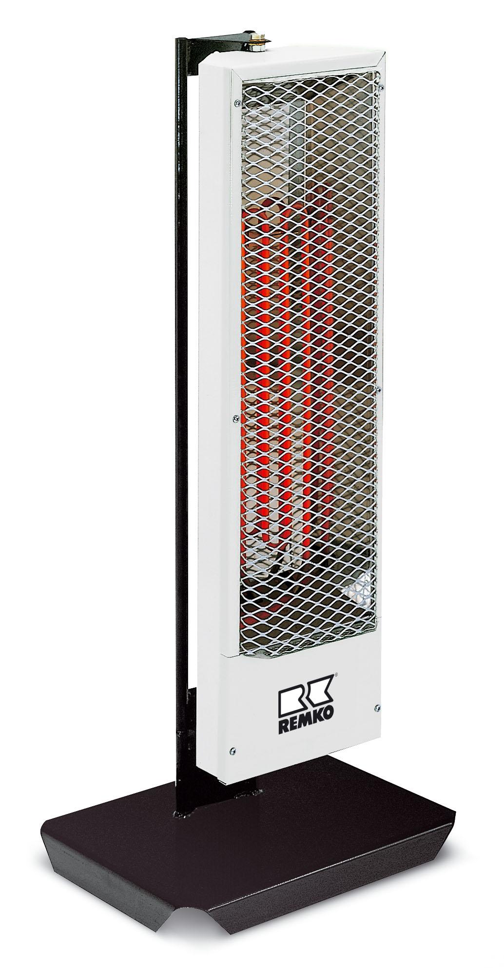Remko EST - Elektro-Infrarotstrahler für Arbeit und Freizeit