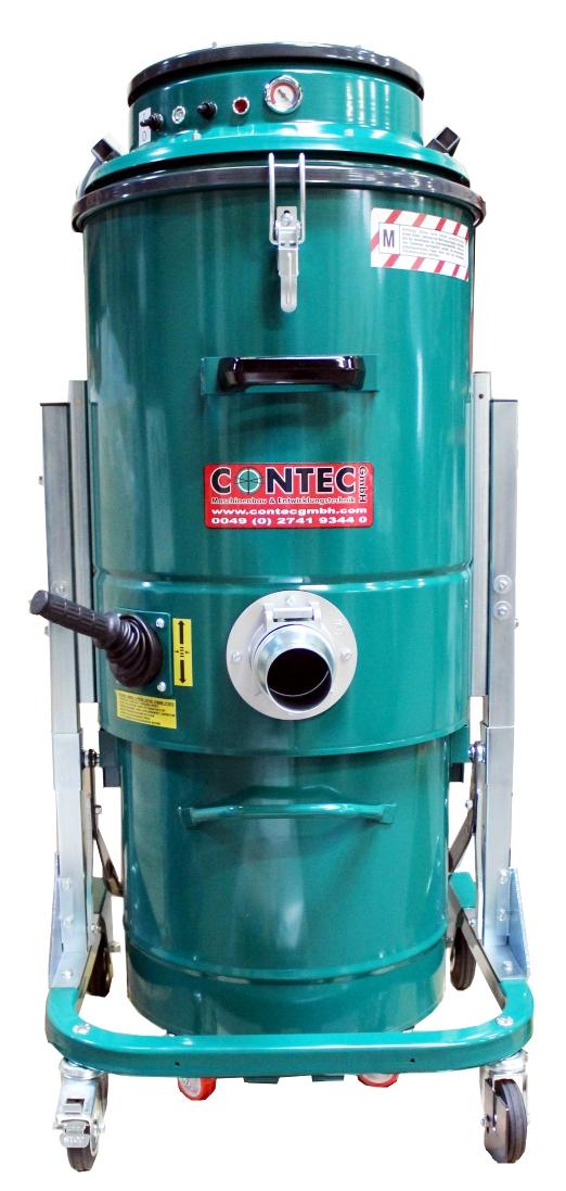 CONTEC CDM 2000 - Zweimotoriger Industriesauger