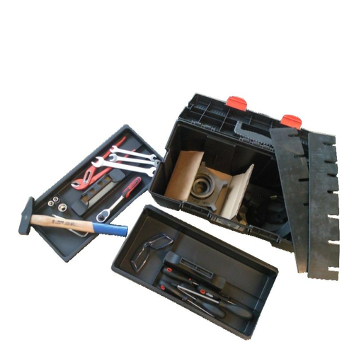 CONTEC Wartungs- und Werkzeugbox - Für Kugelstrahlmaschine MODUL 200
