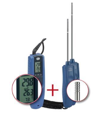 GANN Aktiv-Elektrode RH-T 37 BL 160 - Zubehör zu HYDROMETTE® BL UNI 11