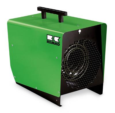 REMKO Elektro-Heizlüfter ELT 9-6 - Robust, sicher und zuverlässig