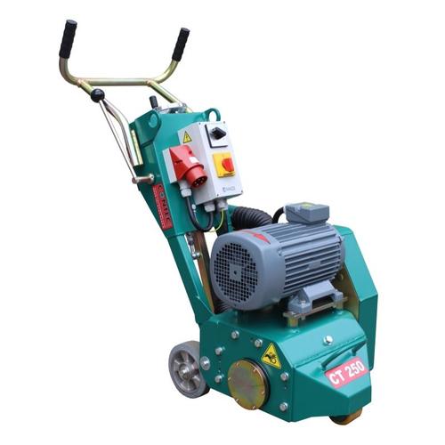 CONTEC Bodenfräse CT 250-E - Mit Elektromotor