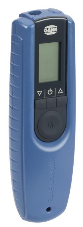 Gann Hydromette BL UNI 11 - universelles Dreifach-Messgerät für eine breite Palette von Elektroden und TF-Sticks