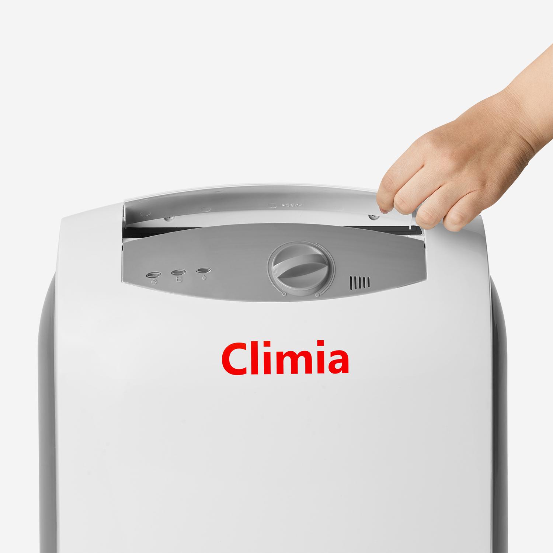 Luftentfeuchter Climia® CTK 190 - Rückläufer / B-Ware
