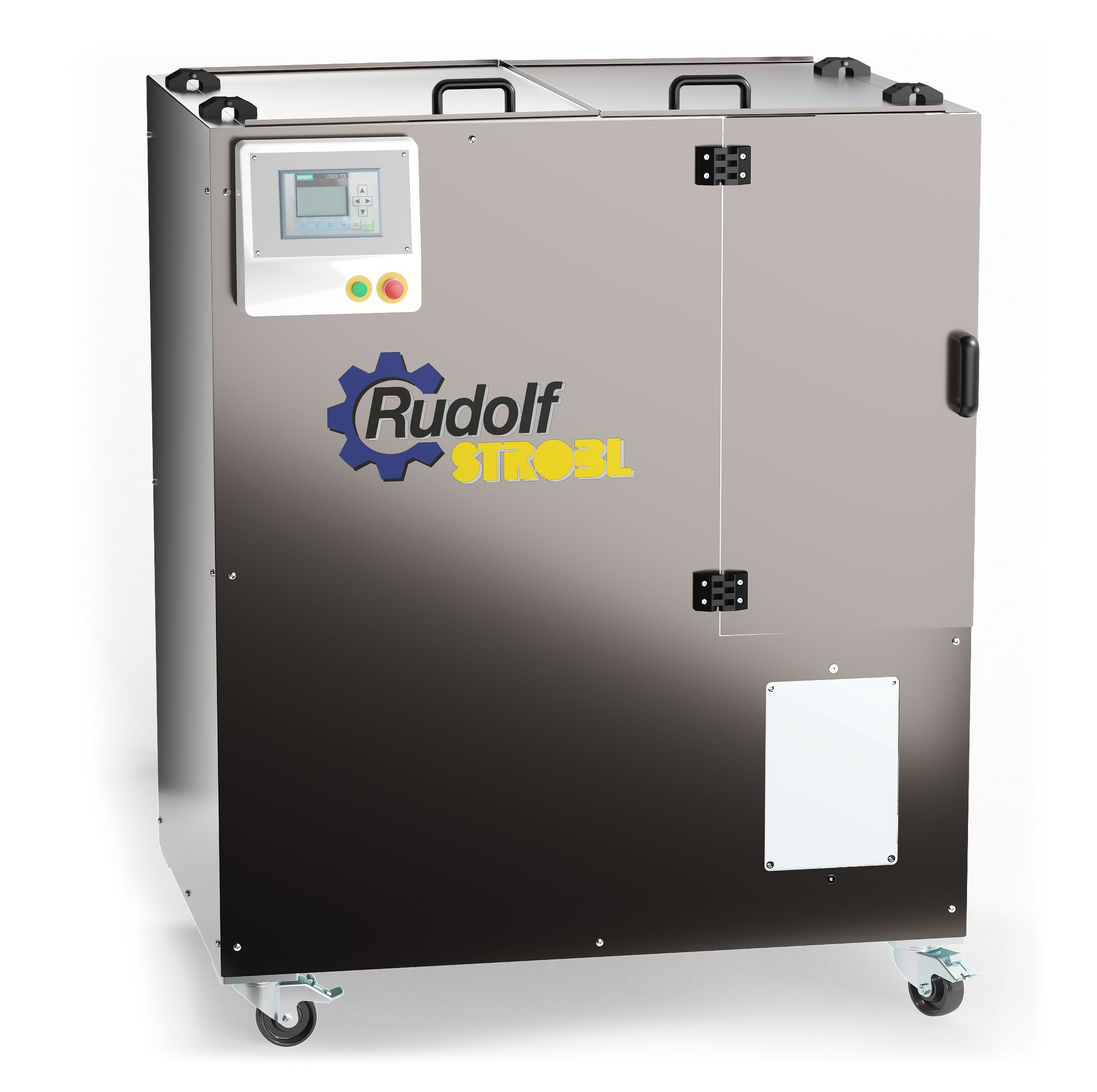 STROBBER WAB AirFloc 250 Wasseraufbereitungsanlage