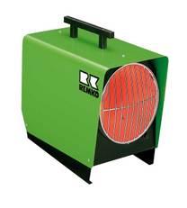 REMKO Gas-Heizlüfter PGT 30 - Schnelle Punktbeheizung für drinnen und draußen