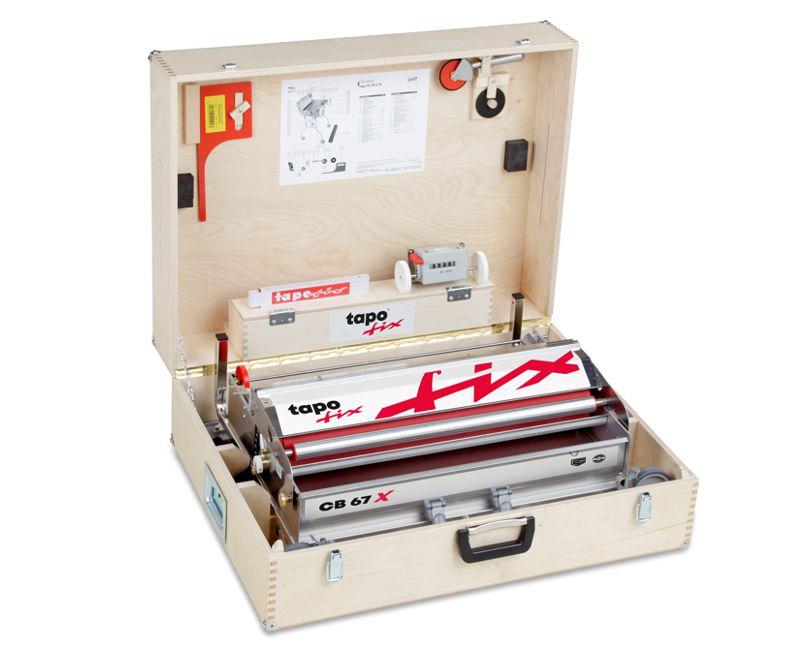 Tapofix Kofferset CB 67 X - Aus der neuen Gerätereihe