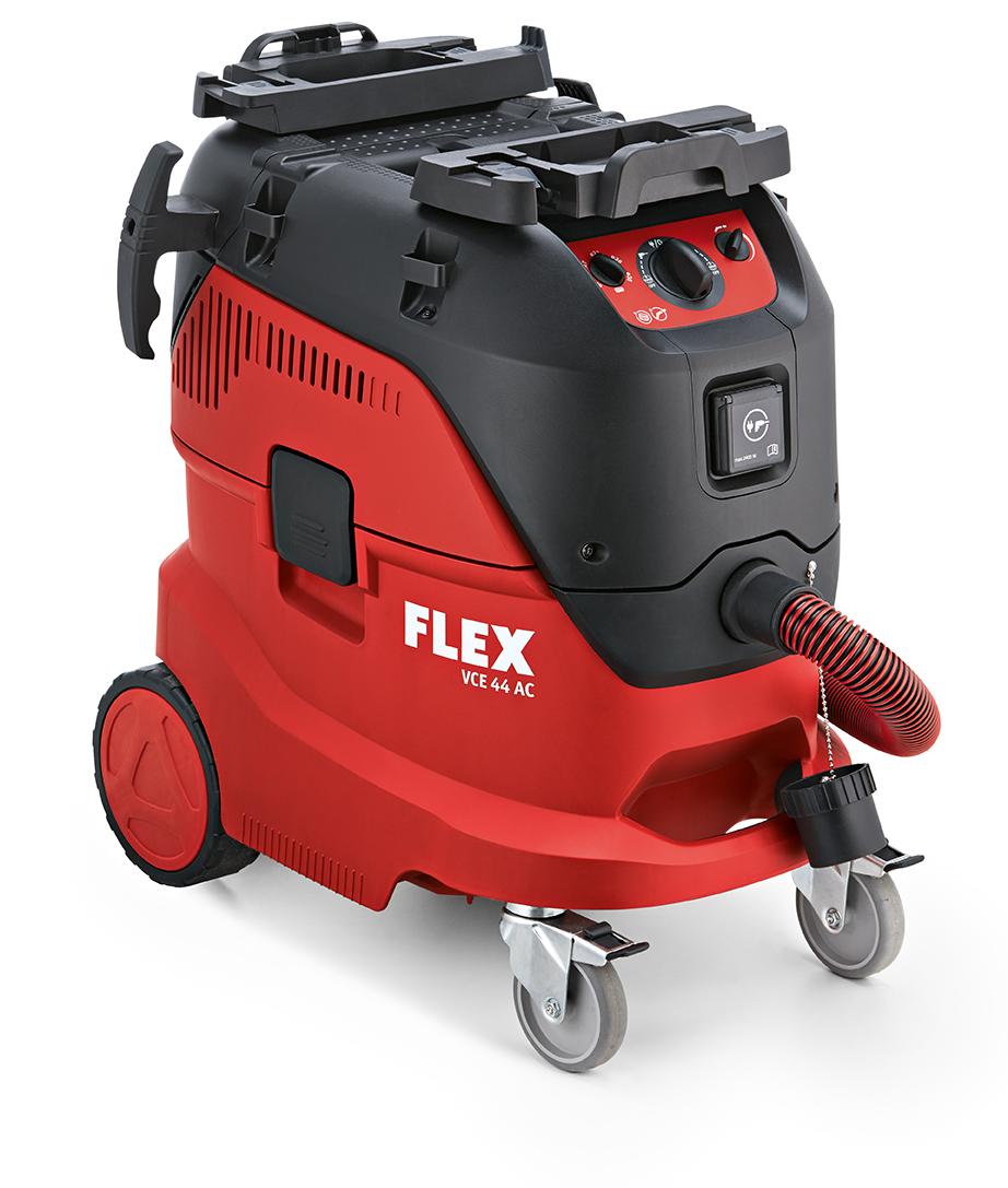 FLEX VCE 44 H AC - Sicherheitssauger mit automatischer Filterabreinigung Klasse H