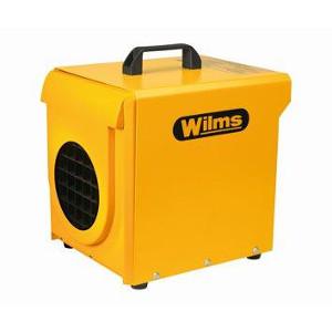 Wilms® EL 10 Elektro-Heißluftgebläse - Mit Axialventilator