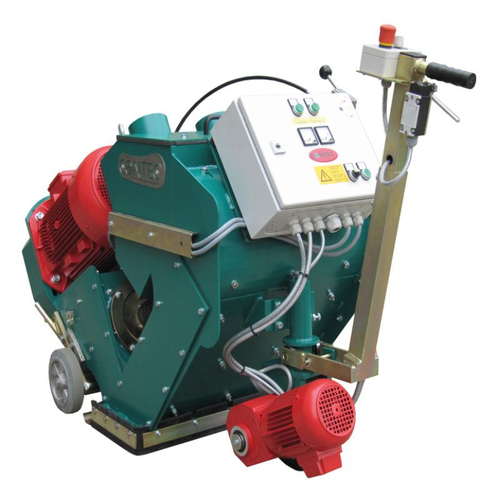 CONTEC Kugelstrahlmaschine ELGATOR 15 - Mit 15 kW