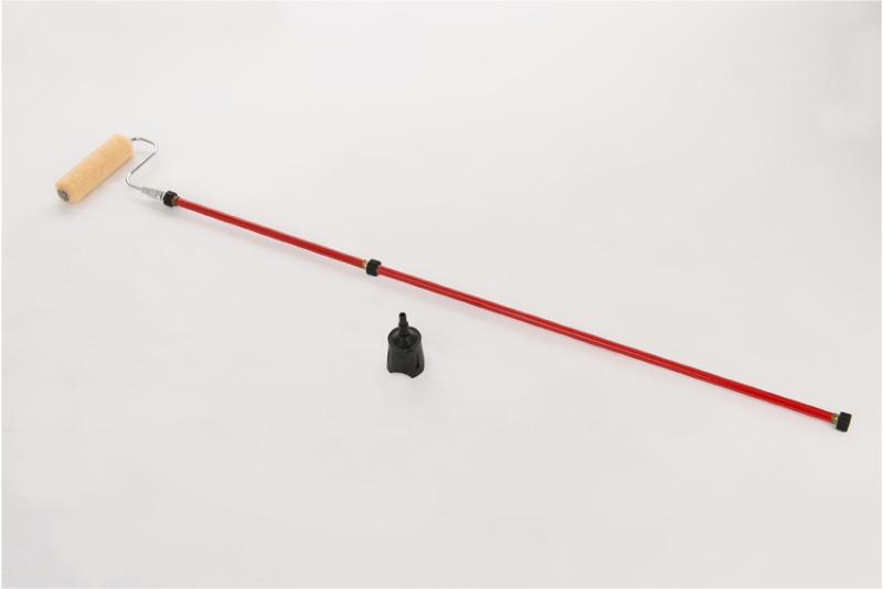 DUO-Pumpen Farbwalz / Tiefgrundset - Zum Aufwalzen von Grundierungen