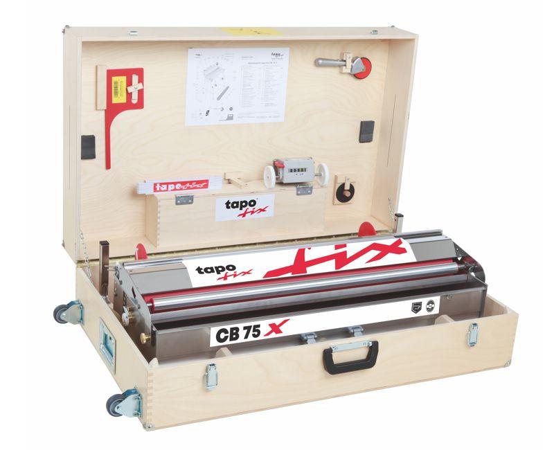 Tapofix Kofferset CB 75 X - Aus der neuen Gerätereihe