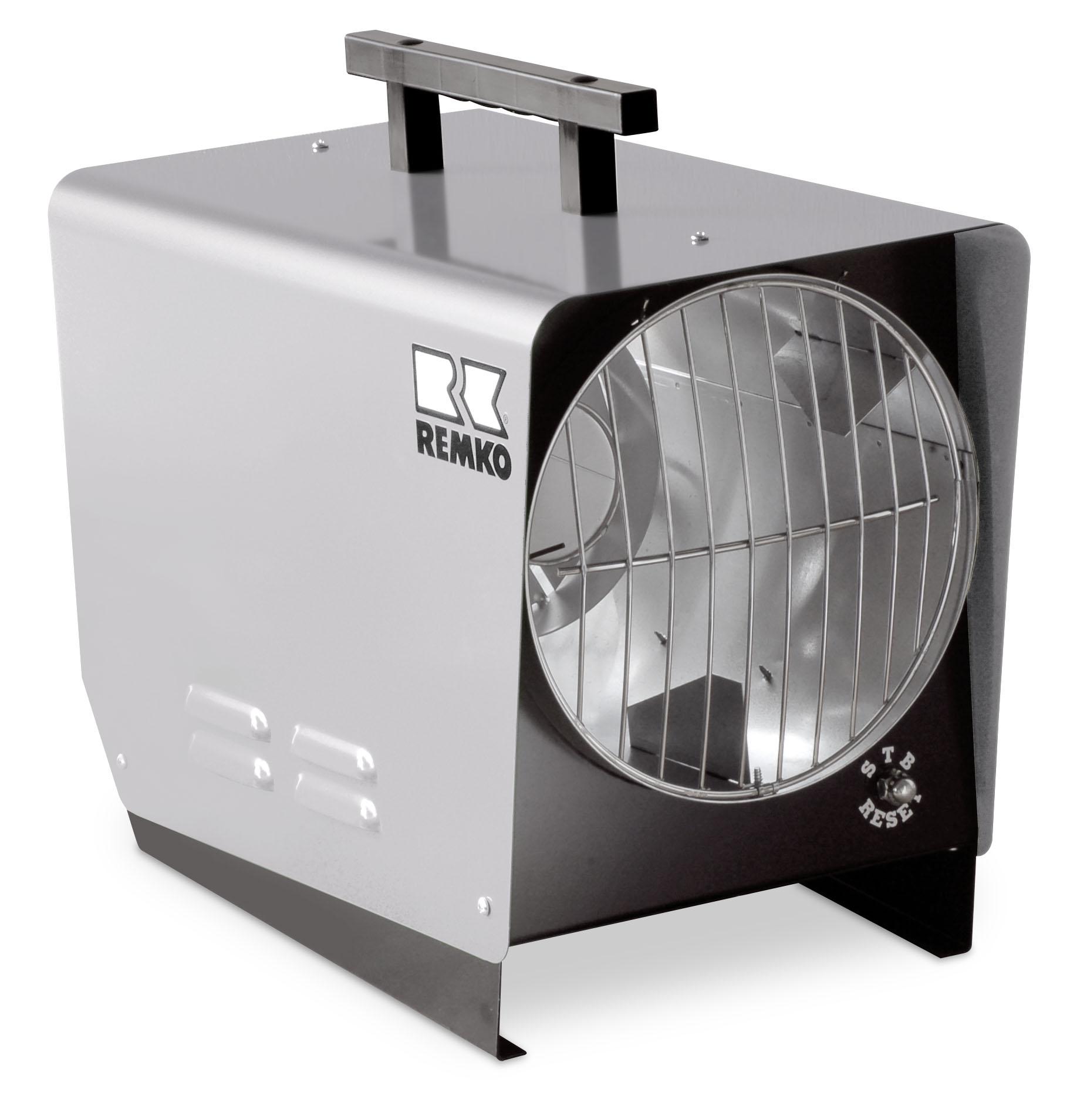 REMKO PG 25 S-Line Gas-Heizautomat - Preiswerter Allrounder für schnelle Punktbeheizung