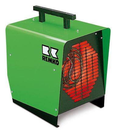REMKO Elektro-Heizlüfter ELT 3-2 Robust, sicher und zuverlässig - Versandrückläufer