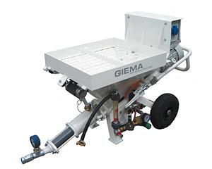 GIEMA Mischpumpe TP18K Mini-Blitz 230 V - Die Stärkste ihrer Klasse