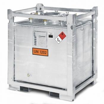 ESE ASF 1000 DW -HC- 1000 Liter - mobiler Heizöltank Sicherheitstank für Beheizung
