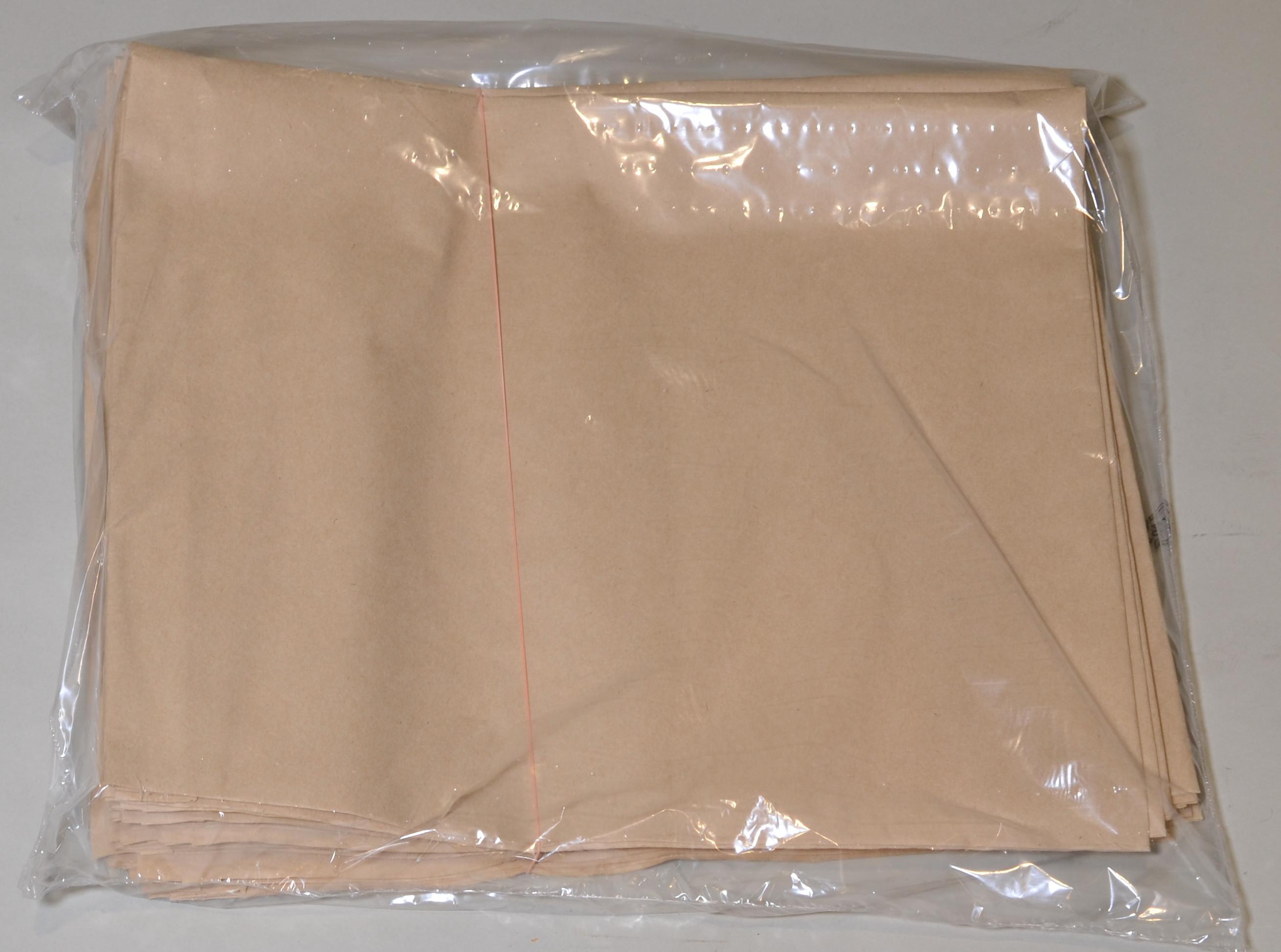 REMKO Feinstaub-Papierfilter 10er-Packung - Für Industriesauger RK 75