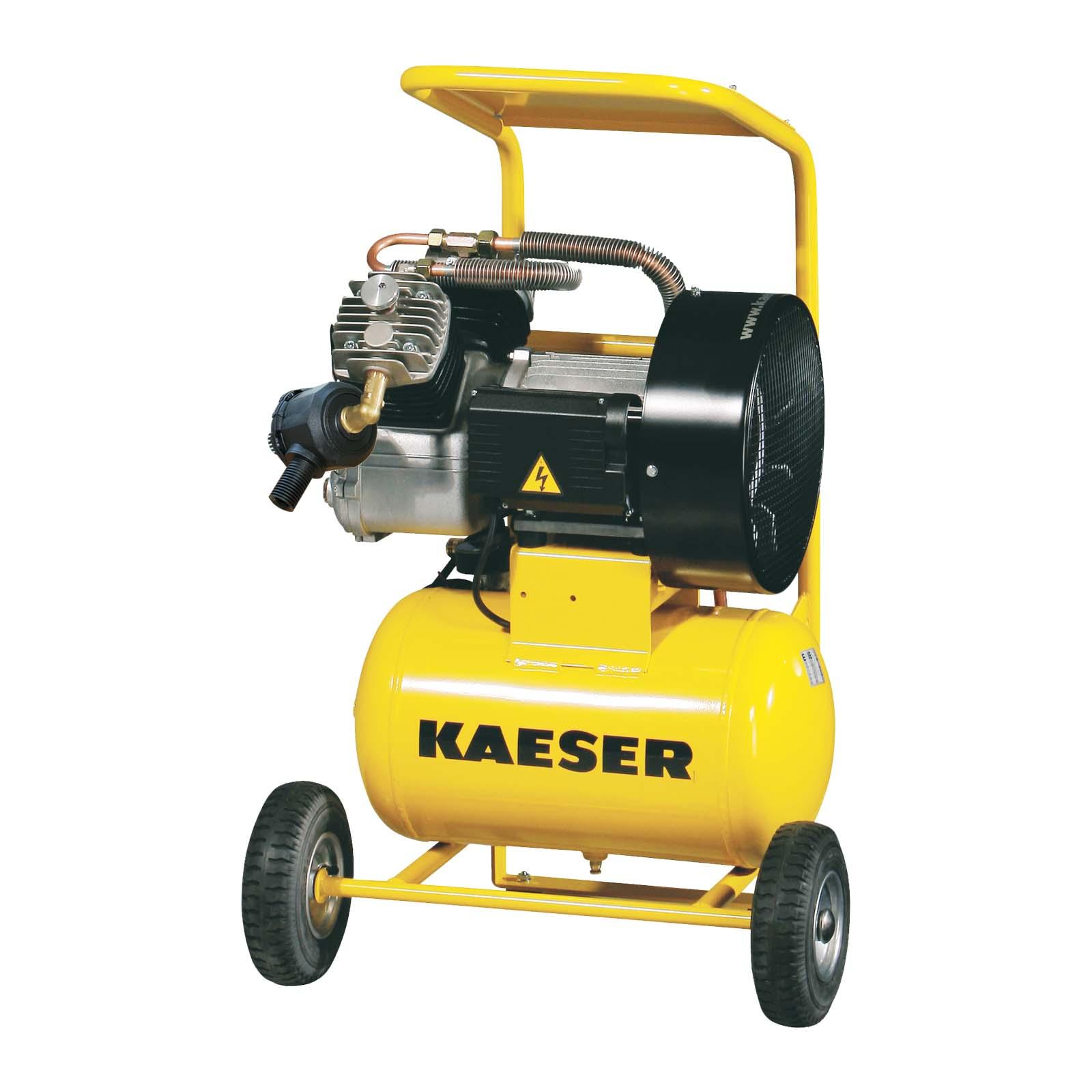 KAESER Premium Compakt 400/30 PW 2 Kolben Pico Papierluftfilter