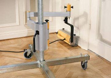 Speedheater Rollgestell  - das Zubehör für den Speedheater Arm Professional