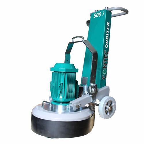 CONTEC Bodenschleifmaschine ORBITER 500 i - Der hocheffektive Kraftprotz