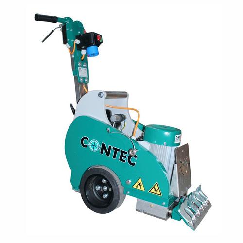 CONTEC Fußbodenstripper BULL® 2 - Für Fliesen, Parkett, Spachtelmassen uvm.