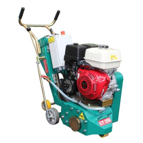 CONTEC Bodenfräse CT 250-PA - Mit Benzinmotor und Antrieb