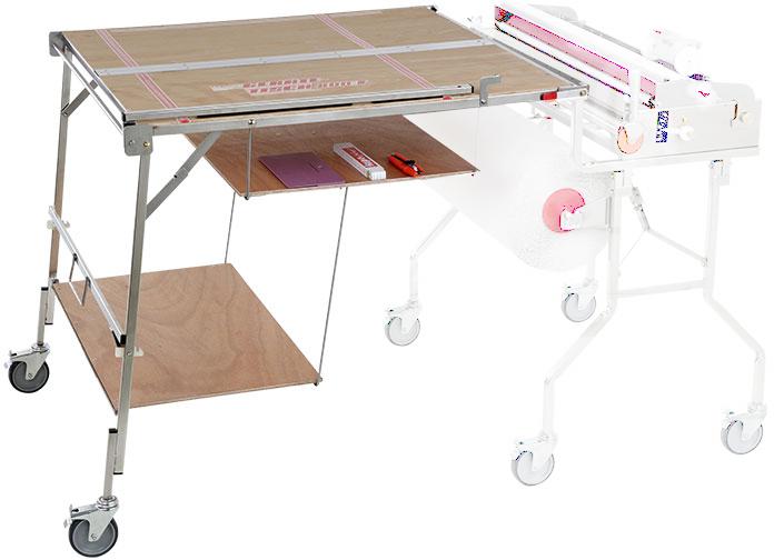 Tapofix Geräte-Tisch 75 N - Für Geräte CB 75 N | CB 67N