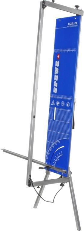 SPEWE 112SL - Glühdraht-Standschneidegerät für Polystyrolplatten.