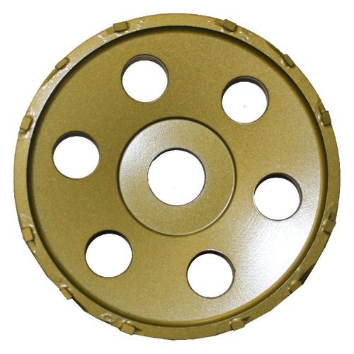 CONTEC Diamantschleifscheibe PKD Spezial 125 mm