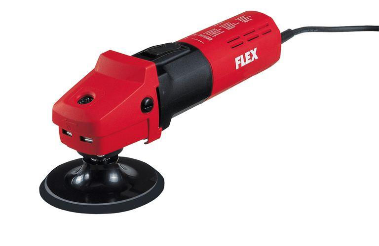 FLEX L 1503 VR - klassischer Polierer mit Griffhaube