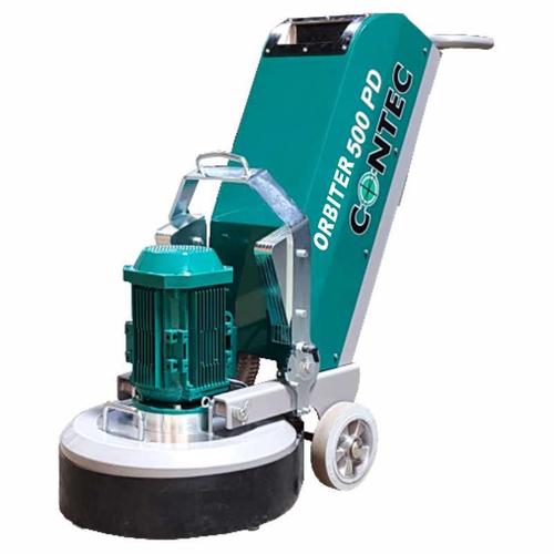 CONTEC Bodenschleifmaschine ORBITER 500 PD - Der hocheffektive Kraftprotz