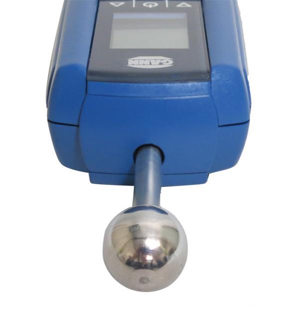 Gann Hydromette BL Compact B 2 - Baufeuchteindikator zum zerstörungsfreien Messen von Feuchtigkeit in Baustoffen