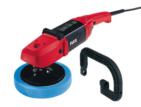 FLEX L 602 VR - Polierer mit variabler Drehzahl und hohem Drehmoment
