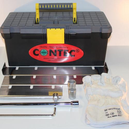 CONTEC Werkzeugbox BULL - Zubehör zu CONTEC BULL® 2