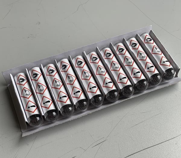 Gann Calcium-Carbid CA 7 - 50 Ampullen für CM Messgeräte