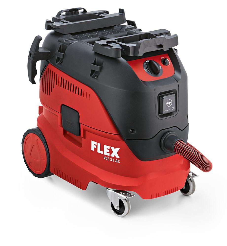 FLEX VCE AC - Sicherheitssauger mit automatischer Filterabreinigung Klasse