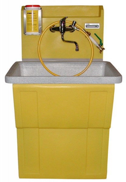 STROBBER WA 800 Werkzeug Waschsystem - Kompakt und Umweltschonend