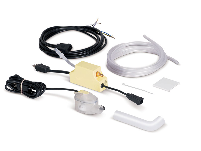 REMKO Kondensatpumpe, eingebaut inkl. 10m Kondensatschlauch, Ø 6 mm