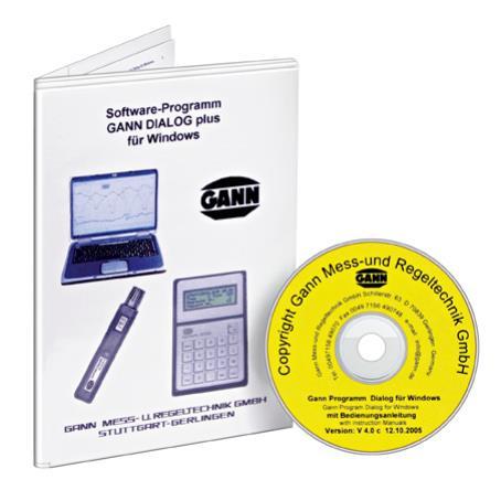 Gann Softwarepaket Dialog BL+