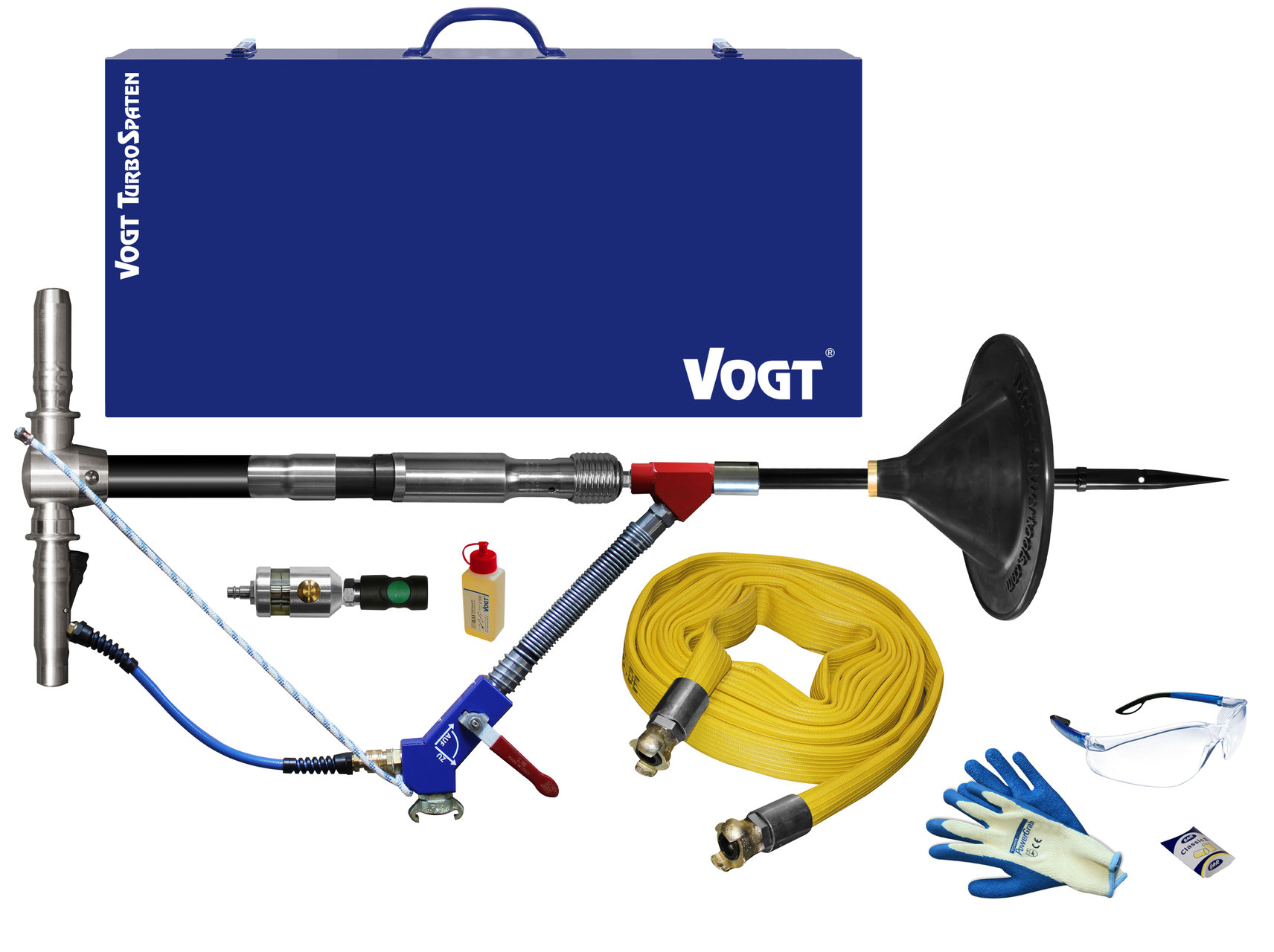 VOGT Belüftungslanze VBL Basis-Set VTS 50-50/VBL 95