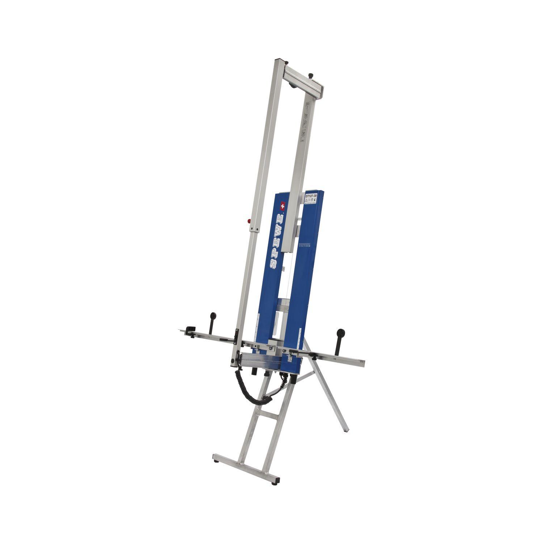SPEWE DT127 Akku inkl. Koffer - Kompaktes Teleskop-Glühdraht-Schneidegerät für Polystyrolplatten