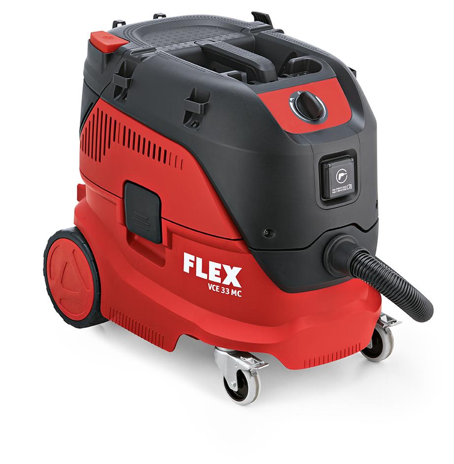 FLEX VCE 33 L MC - Sicherheitssauger mit automatischer Filterabreinigung Klasse L