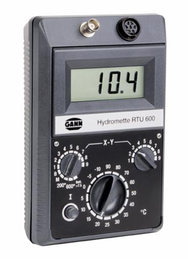 Gann Hydromette RTU 600