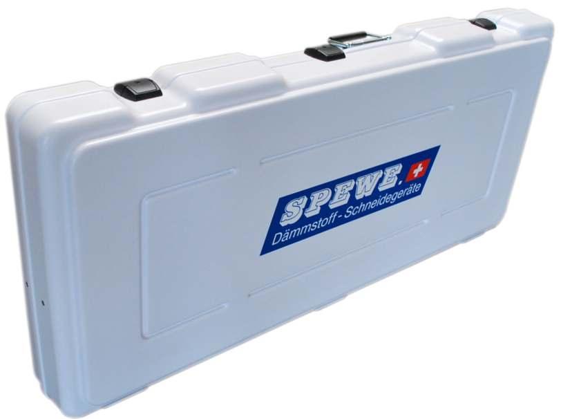 Kunststoffkoffer zu SPEWE 212GTF