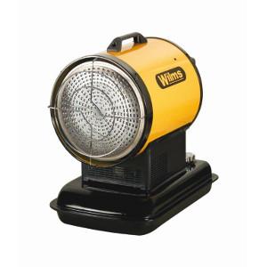 Wilms® IR 20 Infrarot Ölheizer - Zur Beheizung gut belüfteter, kleiner Flächen